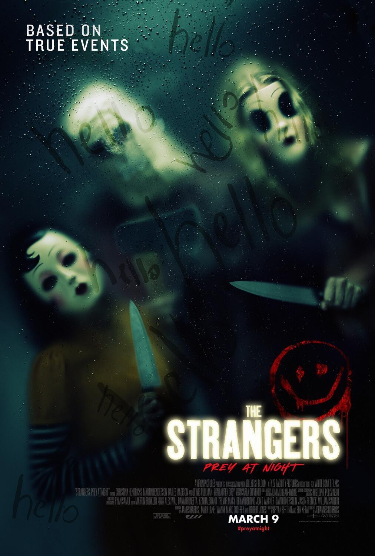 Незнакомцы: Жестокие игры / The Strangers: Prey at Night