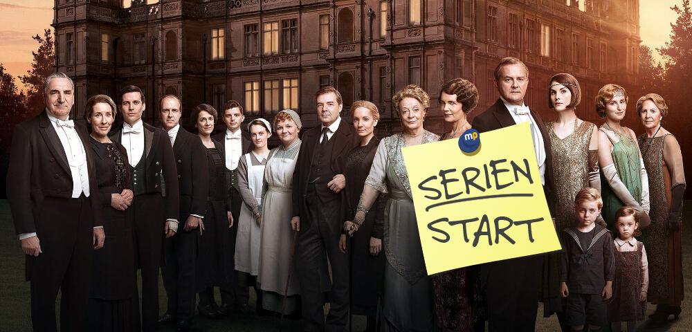 Downton Abbey Staffel 6 Handlung