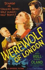 Der Werwolf von London - Poster