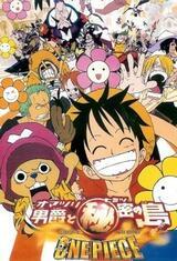 One Piece: Baron Omatsumi und die geheimnisvolle Insel - Poster