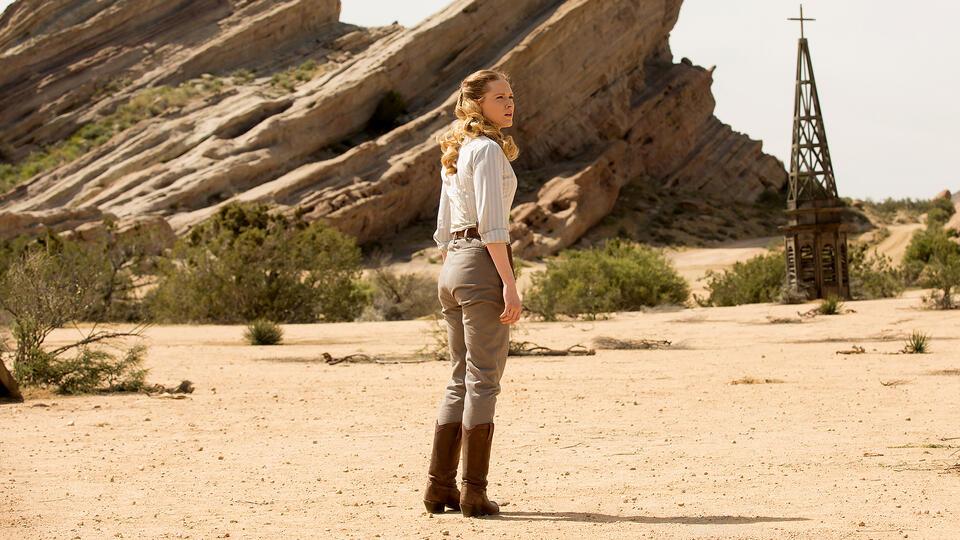 Westworld, Westworld Staffel 1 mit Evan Rachel Wood
