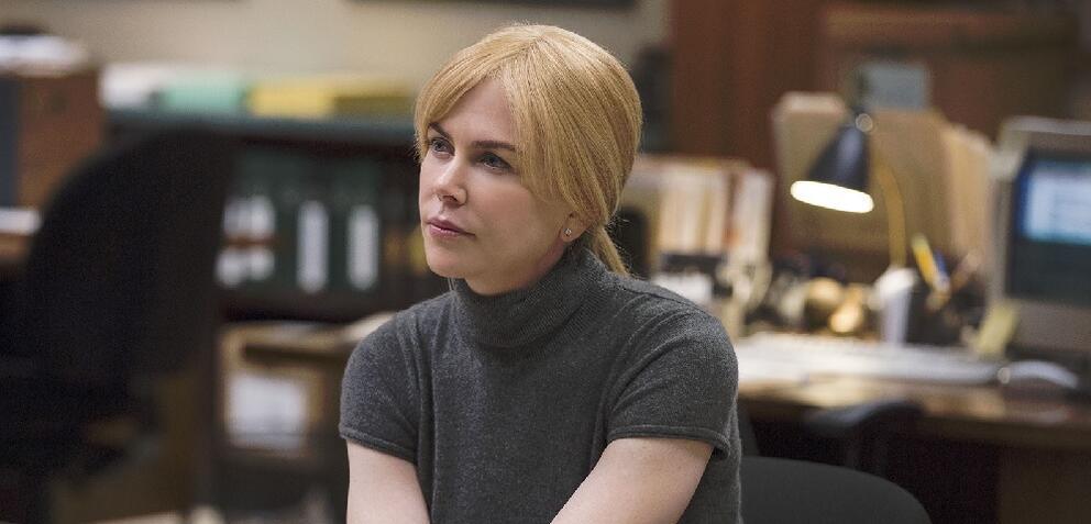 Nicole Kidman in Vor ihren Augen
