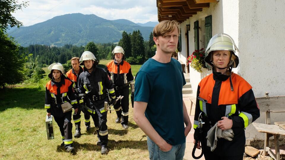 Marie fängt Feuer: Zweite Chance mit Ulrich Brandhoff und Christine Eixenberger