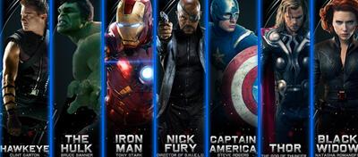 The Avengers auf Platz 1 der erfolgreichsten US-Starts
