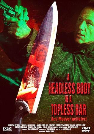 Headless Body in Topless Bar - Ans Messer geliefert