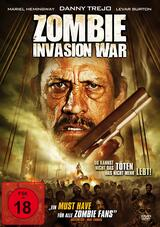 Zombie Invasion War - Poster