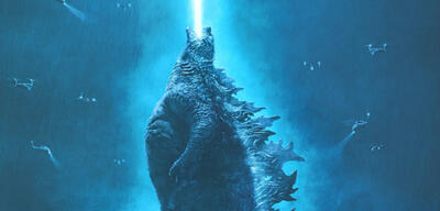 Godzilla, im MonsterVerse ein Titan, kein Kaiju