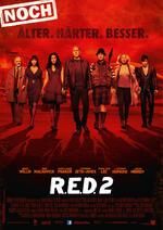R.E.D. 2 Poster
