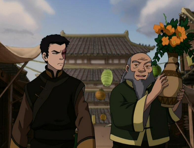 Zuko Season 2 Avatar - Der Herr der ...
