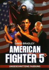 American Fighter 5 - Poster