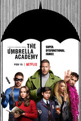 The Umbrella Academy - Poster