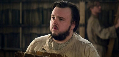 John Bradley als Samwell Tarly in Game of Thrones