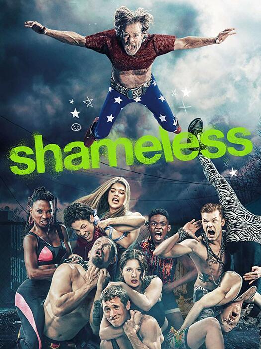 Shameless Staffel