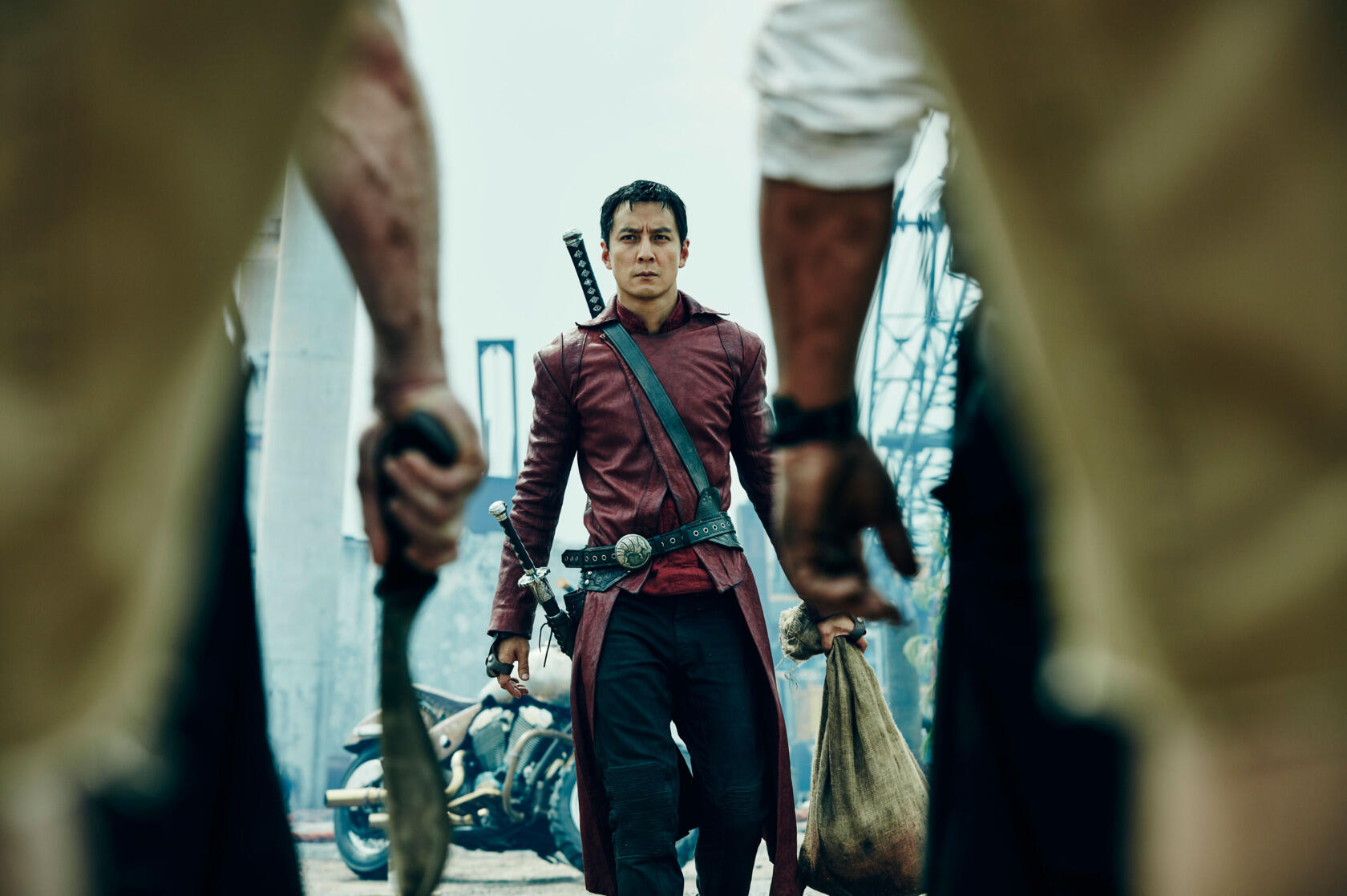 Into The Badlands Serien Stream