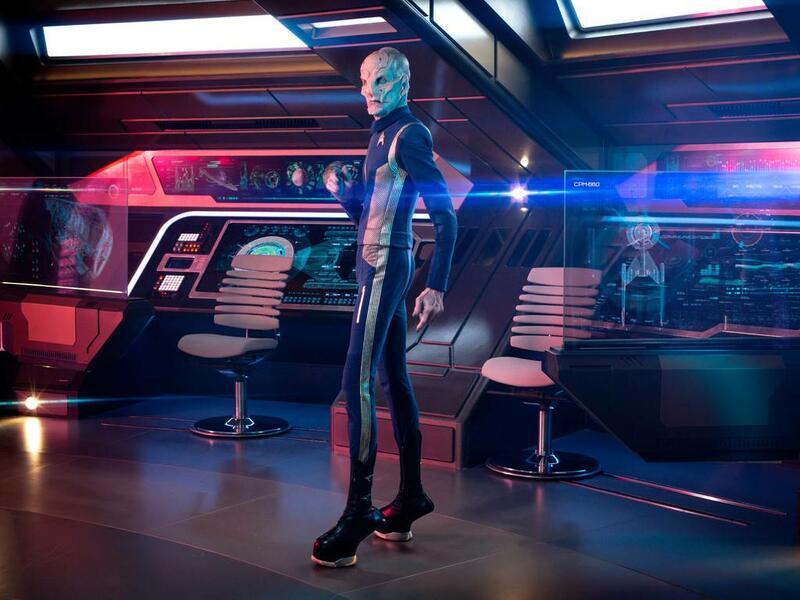 Star Trek: Discovery - Staffel 2 mit Doug Jones