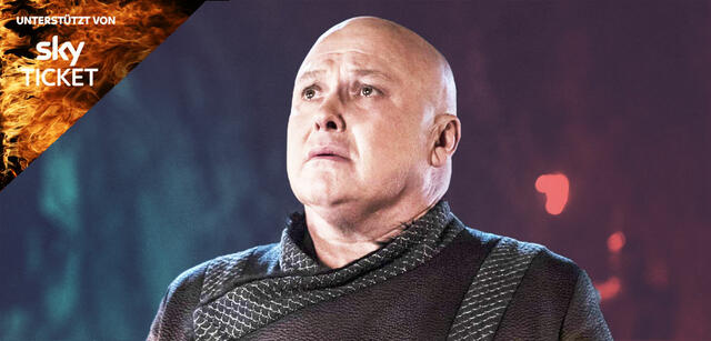 Conleth Hill als Varys in Game of Thrones