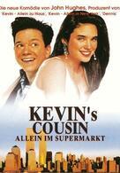Kevins Cousin allein im Supermarkt