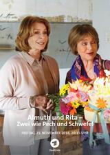 Almuth und Rita - Zwei wie Pech und Schwefel - Poster