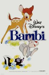 Bambi - Poster