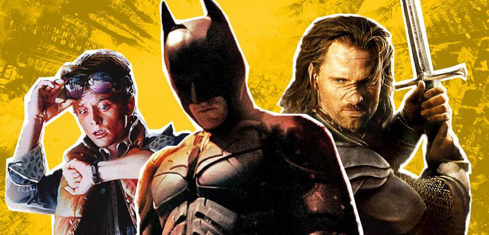 Die besten Film-Trilogien aller Zeiten