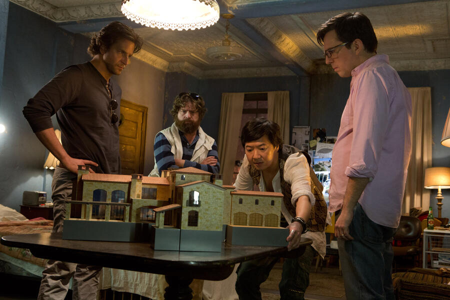 Ken Jeong in Hangover Part III