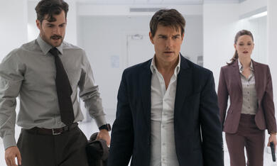 Mission: Impossible 6 - Fallout mit Tom Cruise, Henry Cavill und Rebecca Ferguson - Bild 1