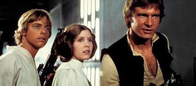 Wer sollte eigentlich Han Solo oder Leia spielen?