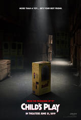 Child's Play - Poster