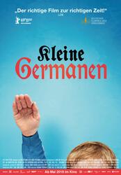 Kleine Germanen Poster