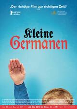 Kleine Germanen - Poster