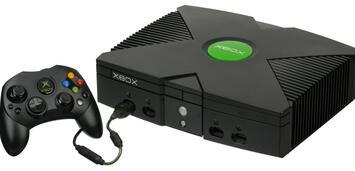Bild zu:  Die erste Xbox