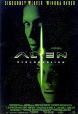 Alien - Die Wiedergeburt - Poster