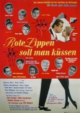 Rote Lippen soll man küssen - Poster
