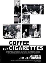 Coffee and Cigarettes - Poster