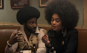 BlacKkKlansman mit Laura Harrier und John David Washington - Bild 6