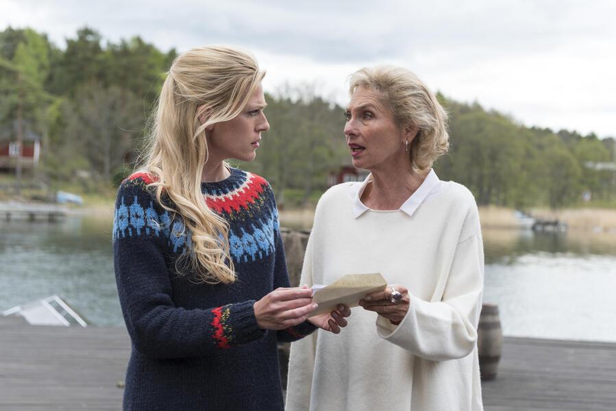 Inga Lindström: Das Postboot in den Schären mit Nele Kiper und Wookie Mayer