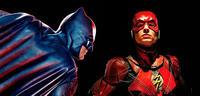 Bild zu:  Batman und The Flash