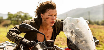Milla Jovovich in Resident Evil 6: The Final Chapter