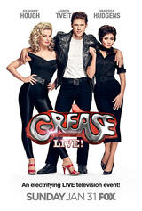 Grease Live! - Poster