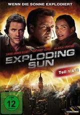Exploding Sun - Poster