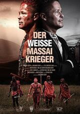 Der weiße Massai Krieger - Poster