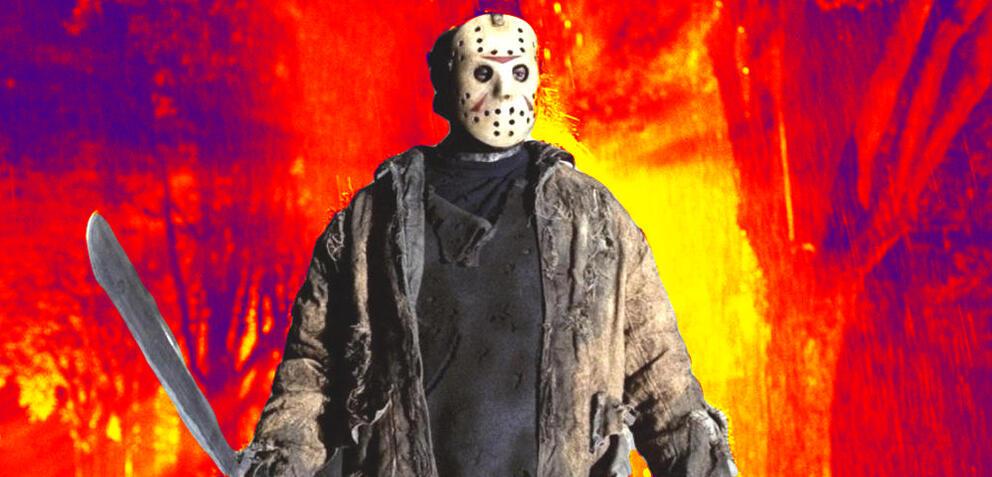 Jason Voorhees aus Freitag der 13. in Freddy vs. Jason