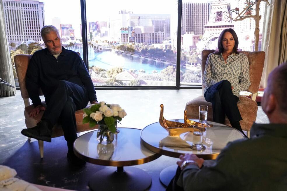 CSI: Vegas, CSI: Vegas - Staffel 1 mit William Petersen und Jorja Fox