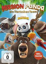 Mission Panda - Ein tierisches Team - Poster