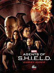 Marvel's Agents of S.H.I.E.L.D. - Staffel 4 - Poster