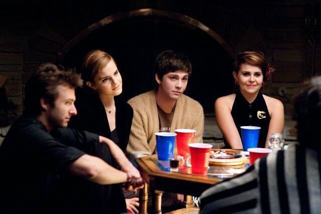 Vielleicht lieber morgen mit Emma Watson, Logan Lerman, Mae Whitman und Reece Thompson