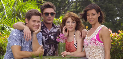 Zac Efron & Co. in Mike and Dave Need Wedding Dates