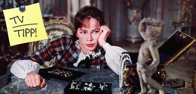Leslie Caron als Gigi