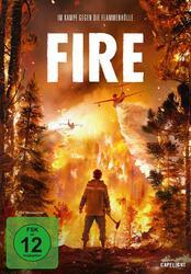Fire - Im Kampf gegen die Flammenhölle Poster
