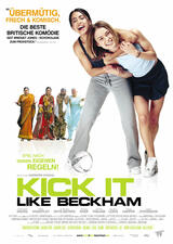 Kick It Like Beckham - Poster